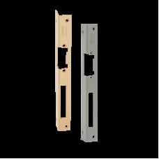 DORCAS-F102-R Hosszú zárpajzs fa ajtókra jobbos