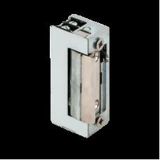 DORCAS-54NDF Szimmetrikus, pajzs nélküli elektromos zárfogadó
