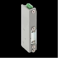DORCAS-77N512F Feszülő ajtó esetén is nyitó elektromos zárfogadó