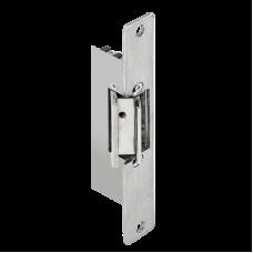 DORCAS-87N512(S) Aszimmetrikus elektromos zárfogadó üvegajtókhoz - rövid pajzzsal