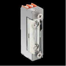 DORCAS-99AbF Szimmetrikus, keskeny, alacsony, pajzs nélküli elektromos zárfogadó