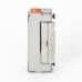 DORCAS-99N512F-TOP Szimmetrikus, alacsony, pajzs nélküli elektromos zárfogadó