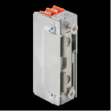 DORCAS-99N524F-TOP Szimmetrikus, alacsony, pajzs nélküli elektromos zárfogadó