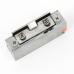 DORCAS-99NF-TOP Szimmetrikus, alacsony, pajzs nélküli elektromos zárfogadó
