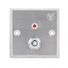 YKS-850LS Kétállású kulcsos kapcsoló