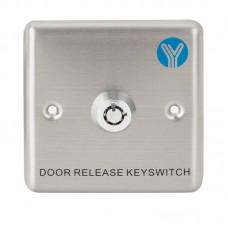YKS-850S Kétállású kulcsos kapcsoló