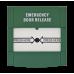 CPK-861A Benyomható kézi jelzésadó beléptetőkhöz