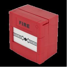 CPK-861C+ Benyomható kézi jelzésadó tűzvédelmi rendszerekhez