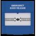 CPK-861E Benyomható kézi jelzésadó beléptetőkhöz