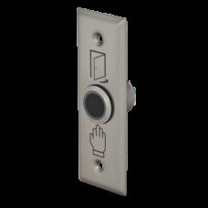 ISC-801C Közelítés érzékeny gomb INOX pajzzsal