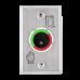ISK-801E Közelítés érzékeny gomb INOX pajzzsal