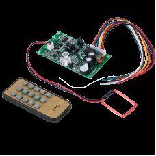 EA-66R Beépíthető RFID olvasó, távirányítóval programozható