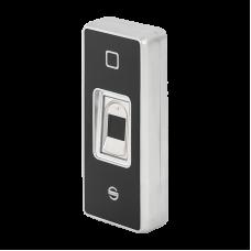 F6EM-W önálló működésű, ujjlenyomat és RFID olvasó