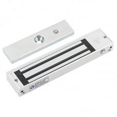YM-180N(LED) Felületre szerelhető síkmágnes visszajelzéssel - 180kg - LED