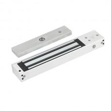 YM-280N(LED)-DS Felületre szerelhető síkmágnes LED-del és dupla szenzorral - 280kg