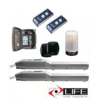 LIFE SETUP OP3 UNI DL DREAM kétszárnyú kapunyitó automatika szett