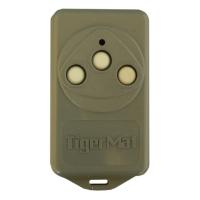 TCTXTRIQ - TECNO 3 csatornás távvezérlő