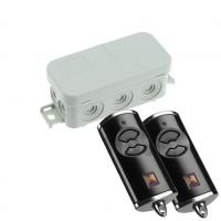 Hörmann BiSecur szett: 1db HET/S 24 rádióvevő + 2db HSE 2 BS távirányító