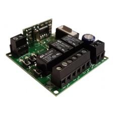 TRX3/24V TECNO 3 csatornás öntanulós ugrókódos rádióvevő