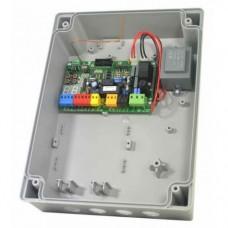 PROTECO Q80A vezérlés két- és egyszárnyú kapukhoz