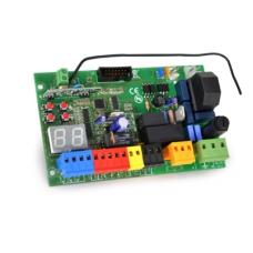 PROTECO Q80S vezérlés gördülő- és egyszárnyú kapukhoz