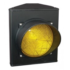 Forgalomirányító lámpa sárga, 230 V