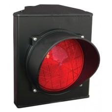 Forgalomirányító lámpa piros, 230V