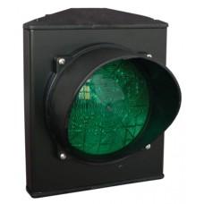 Forgalomirányító lámpa zöld, 230 V
